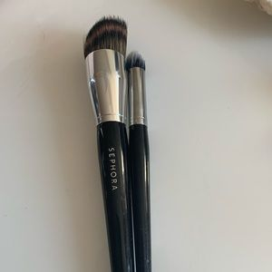 Sephora brush duo